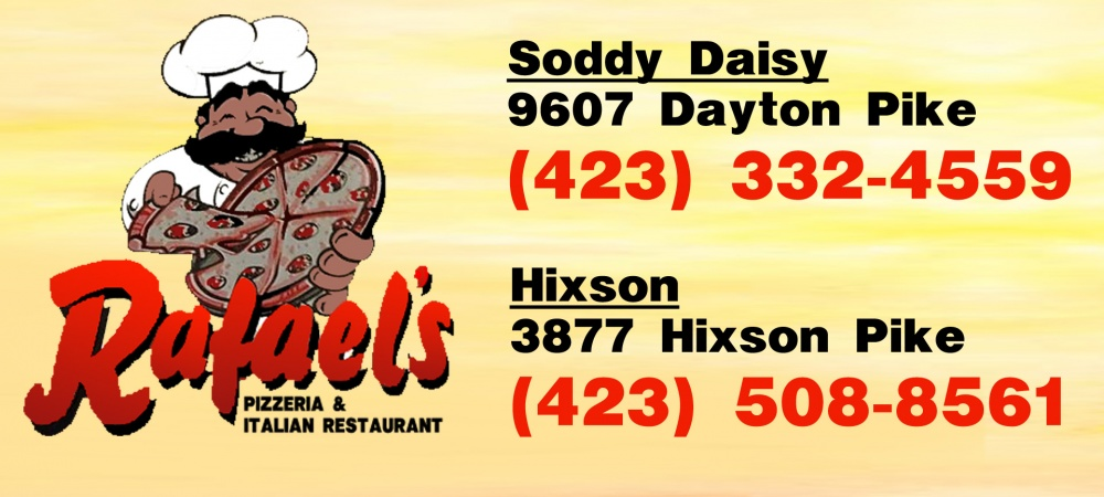 Rafael's - Soddy Daisy Coupon